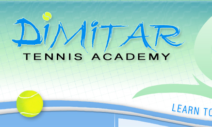 Dimitar Tennis Academy at Hilton Beachfront Resort Santa Barbara, California - Learn how to compete, win, and enjoy the game of tennis!