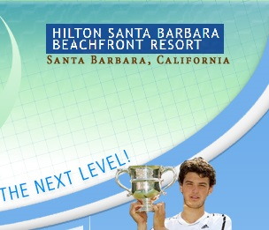 Dimitar Tennis Academy at Hilton Beachfront Resort, Santa Barbara, California - Learn how to compete, win, and enjoy the game of tennis!