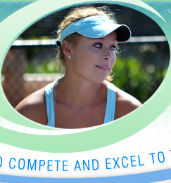 Dimitar Tennis Academy at Hilton Beachfront Resort Santa Barbara, California - Learn to compete and excel to the next level!