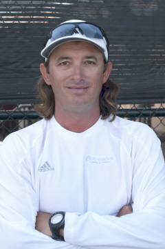 Dimitar Yazadzhiev - Owner and Tennis Director of Dimitar Tennis Academy at DoubleTree Resort - Santa Barbara, California. Dimitar Yazadzhiev is USPTR Professional with over 20 years of experience