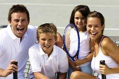 Family Programs at Dimitar Tennis Academy at DoubleTree Resort - Santa Barbara, CA